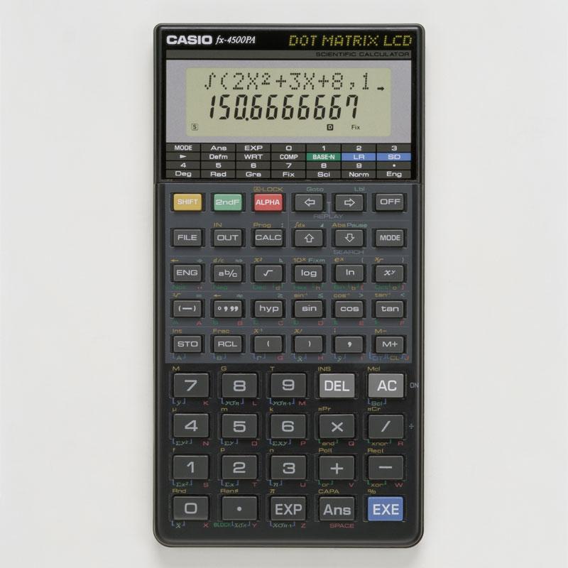 fx-4500PA